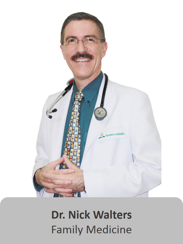 Dr. Nick Walters