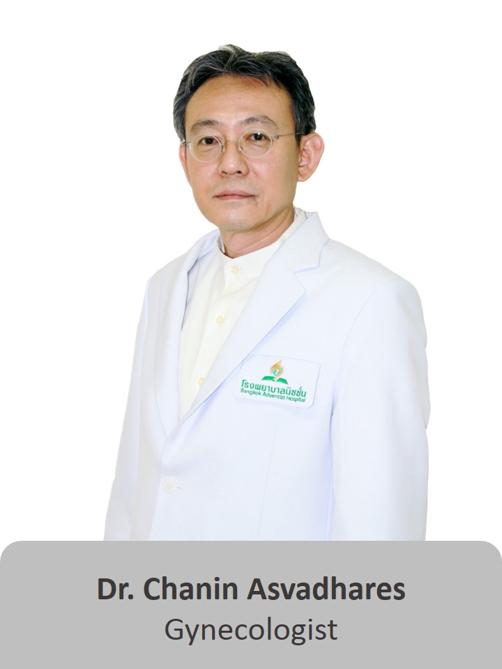 Dr. Chanin Asvadhares